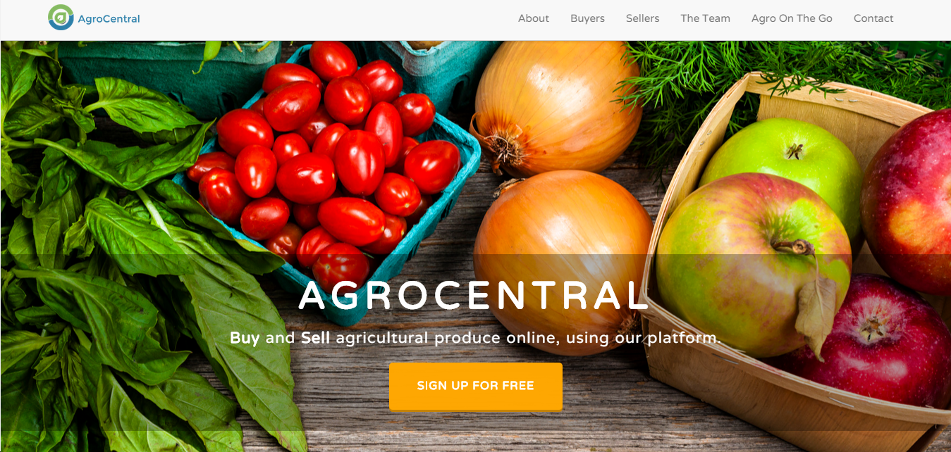 AgroCentral by Jermaine Henry