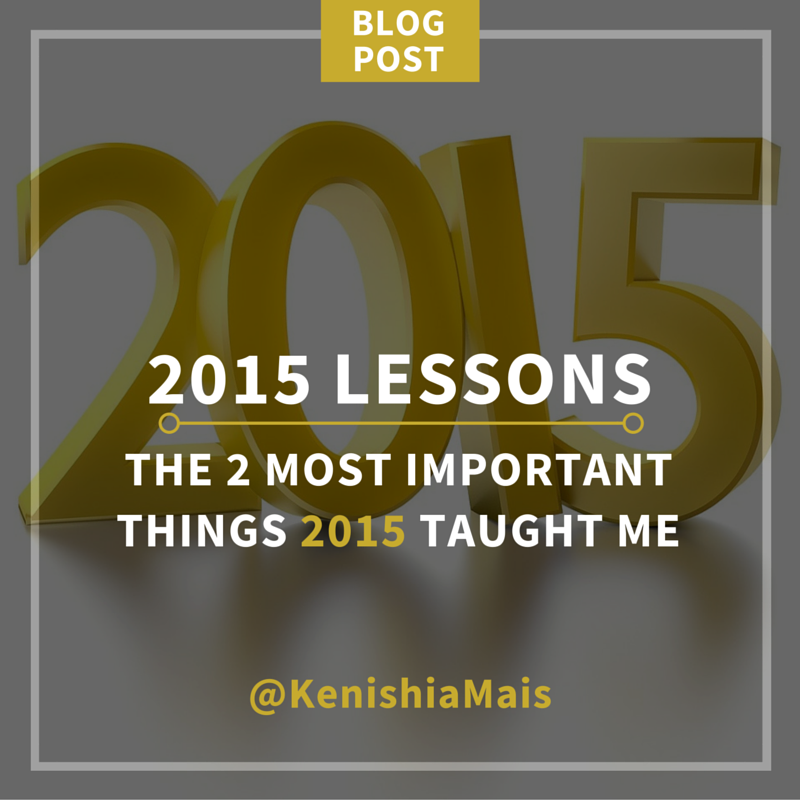 2015 Lessons