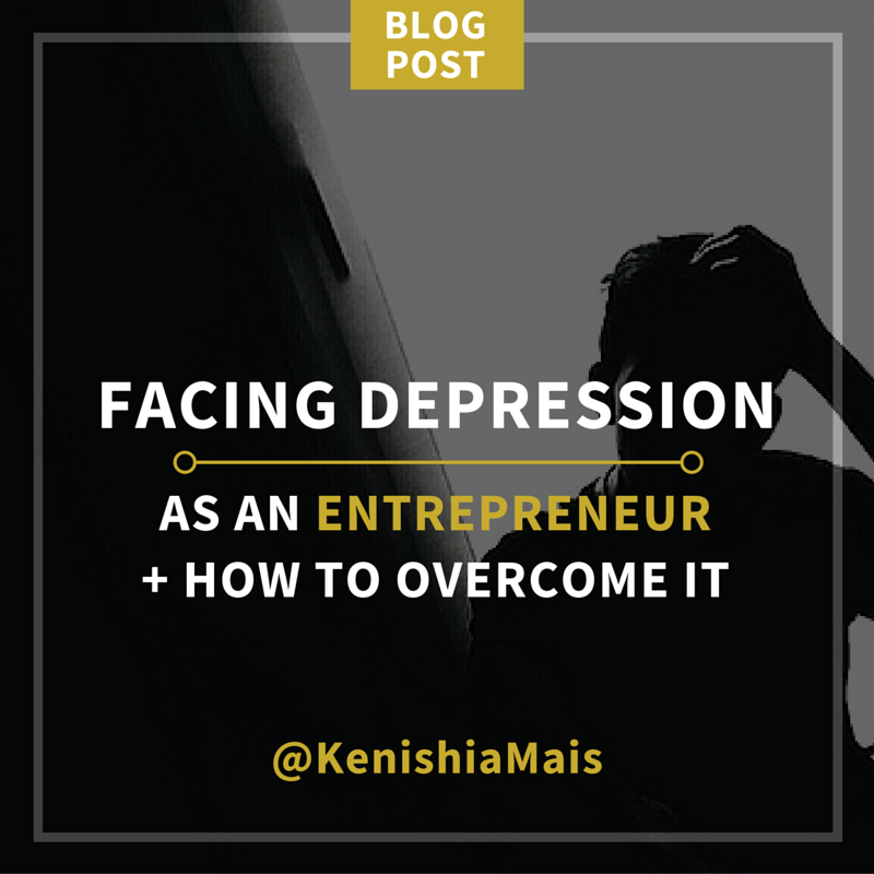 Entrepreneurial Depression