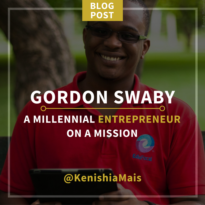 Gordon Swaby Feature